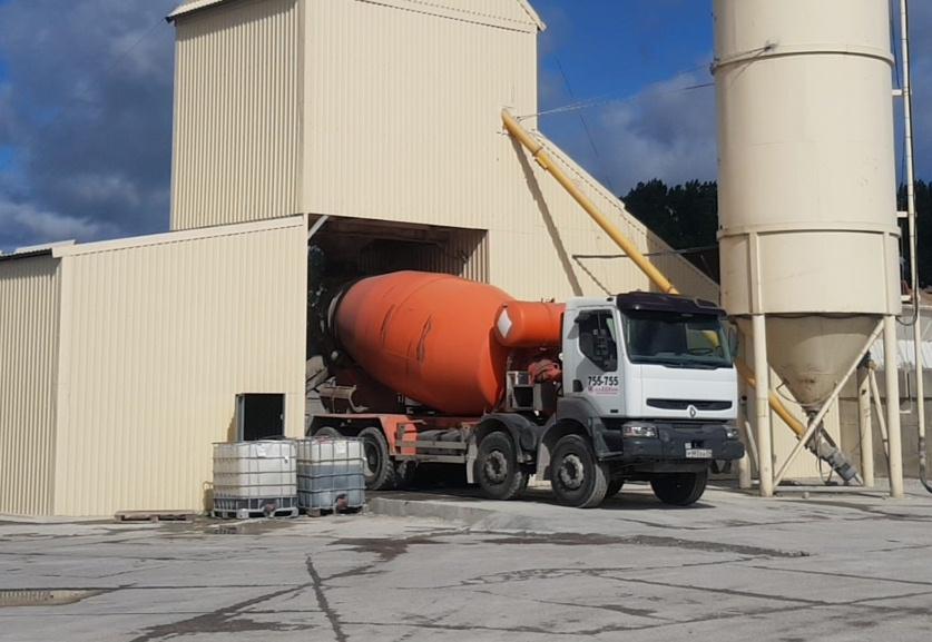Заказать миксер бетона в калининграде растворы готовые кладочные тяжелые цементные цена