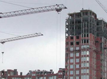 Фото строительства жилого дома