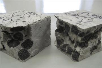 Фото бетона в холоде