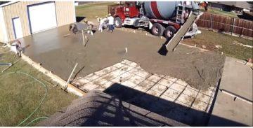 Фото армирования бетона