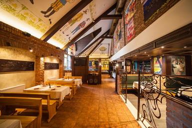 Изображение ресторанного дома Келлерс внутри