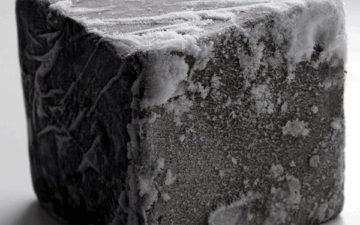 Фото замерзшего бетона