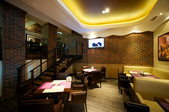Фото зала ресторана Переполох