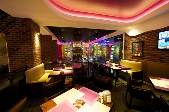 Фото интерьера ресторана Переполох