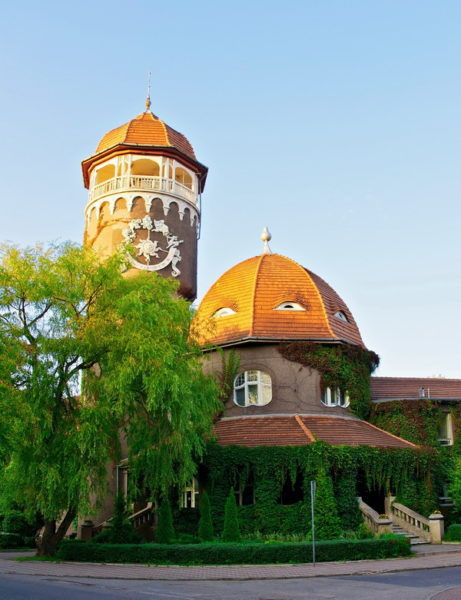 Фото башни в Светлогорске