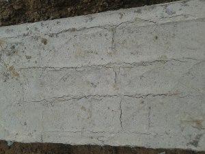 Фото усадки бетона