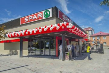 Фото магазина Спар в городе Гурьевске