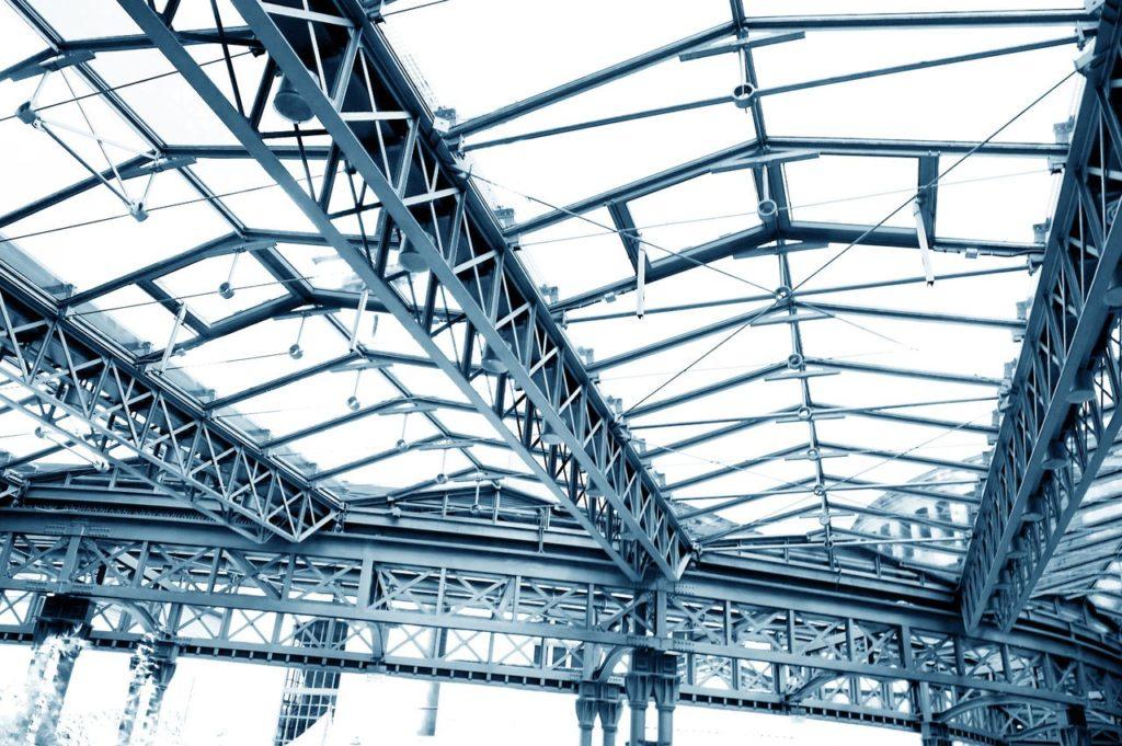 Фото строительных металлоконструкий